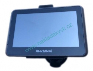 "GPS truck navigace Xtech7054 7"" s Android, BT, WiFi 16GB"